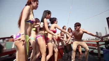 แหย่หี เย็ดสาวไทย เย็ดบนเรือ เกี่ยวเบ็ดหี เกาหลีเย็ดไทย